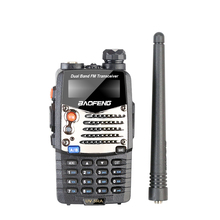<span class=keywords><strong>BAOFENG</strong></span> <span class=keywords><strong>UV</strong></span>-5RA HAM TWEE MANIER RADIO 136-174/400-480 MHZ DUAL-BAND AMATEUR RADIO WALKIE TALKIE