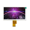 7 inch LCD panel 1024*600 resolution with 12 o'clock viewing