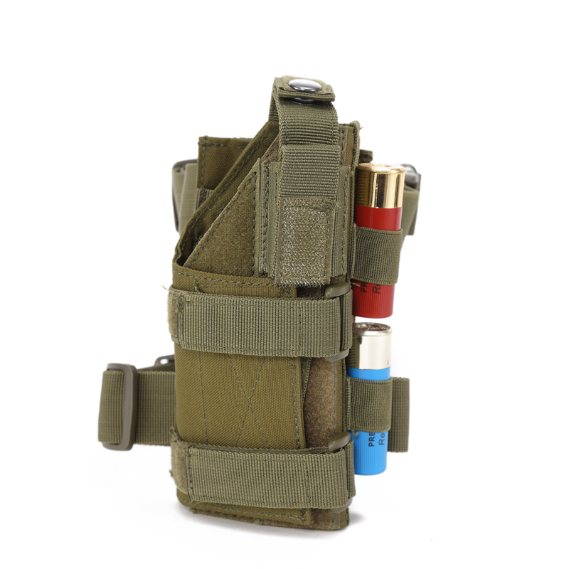Factory customized easy-to-use gun <strong>leg</strong> <strong>holster</strong>, tactical <strong>holster</strong>, hidden tactical military equipment