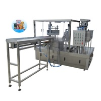 pouch packing machine pouch stand up bag machine at best price for food packing