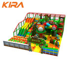 KIRA Customized Children Amusement Park Kids Indoor Exercise Playground Equipment with Soft Play