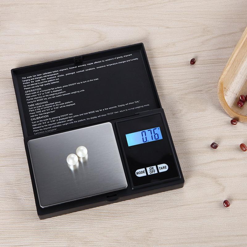 Original factory hot sale competitive price quality assurance low MOQ gram pocket digital scale
