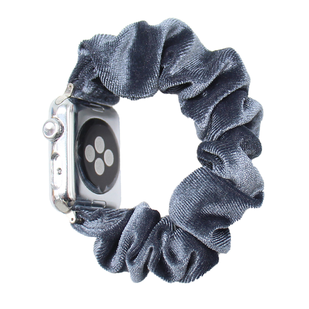 Wholesale green apple wristband apple watch bumper for girls unique apple watch belts different colors options
