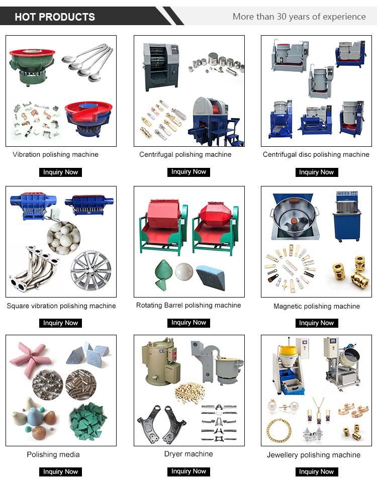 소매 및 도매 스테인리스 자동 보석 금속 연마 기계