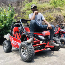 Trẻ Em New 200cc Off Road Racing Gas Powered Chéo Go Kart <span class=keywords><strong>Dune</strong></span> Buggy