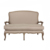 Optional Rebound Sell Well New Type Antique Wood Set Furniture Living Room Sofa