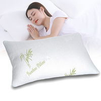 Factory Bamboo Shreded Memory Foam Pillow, Shredded Memory Foam Pillow