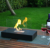 Inno living fire TT-28  bio fireplace outdoor table top fireplace