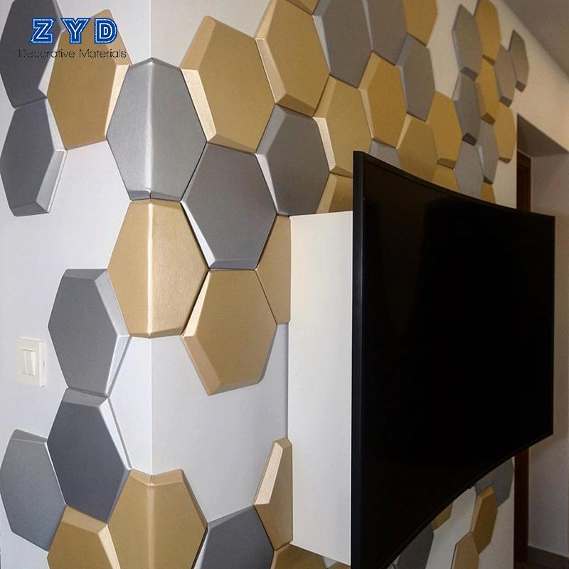 식물 섬유 실내 벽 코팅/벽지/3d 벽지