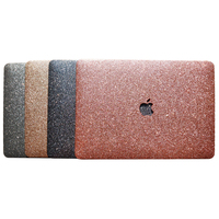 for apple macbook glitter laptop case