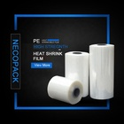 Film China Sexy Soft Transparent Customized Stretch Packaging Color Feature Material Origin Type