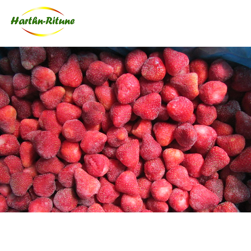 Factory price IQF frozen strawberry fruits