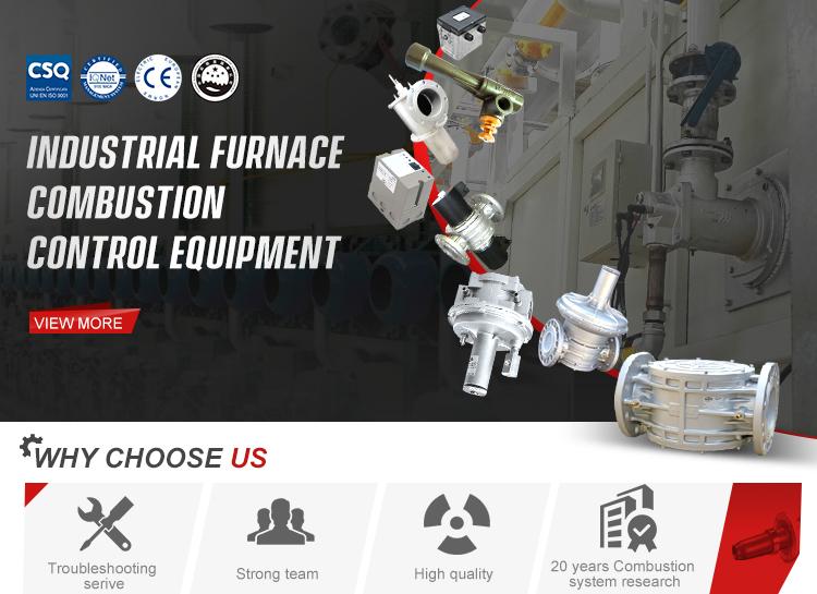 Industri Elektronik Pelet Pengapian Otomatis Burner Control Api Controller