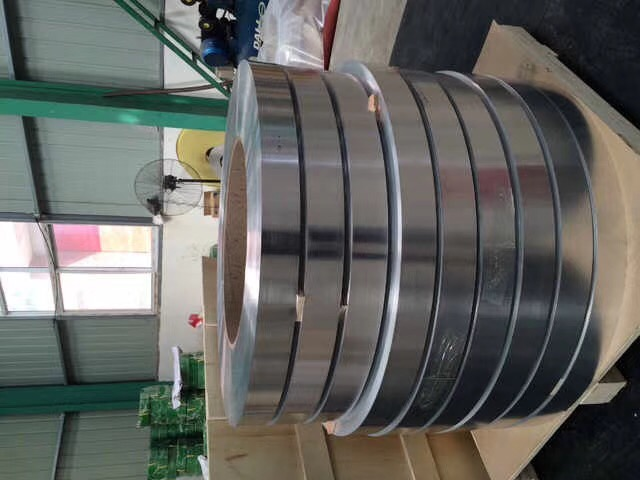 Professional 3005 O aluminum alloy for venetian blinds Not deformation aluminium strip with CE certificate