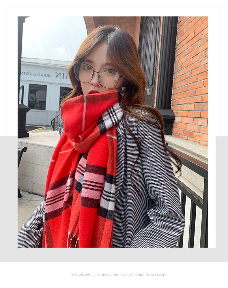 Accessories First Fashionable Distressed Super Soft Acrylic Scarf for Women
