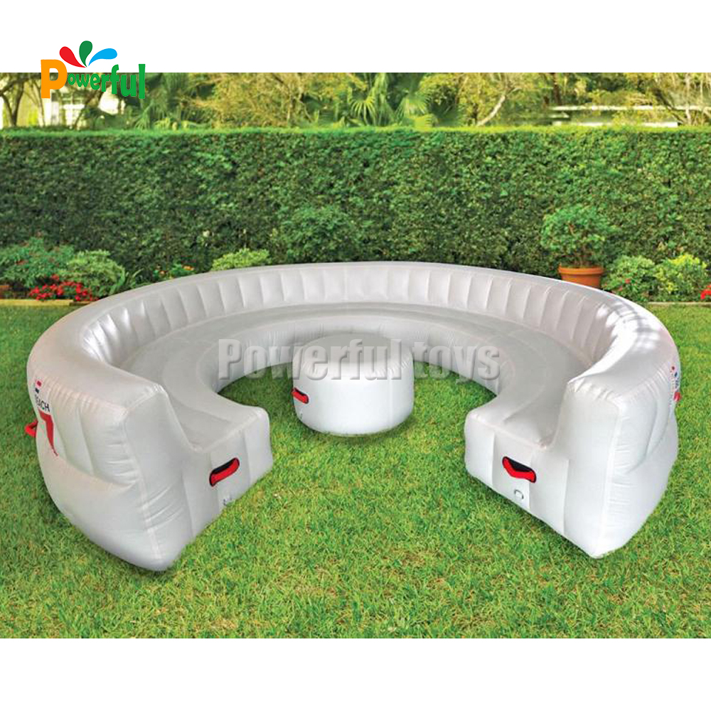 Leisure Air-tight Sofas Inflatable Outdoor Furniture Sofa For Sale