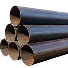 Trading Trading ASTM A500 Steel Pipe Round Welded Carbon Steel Tube/Pipe
