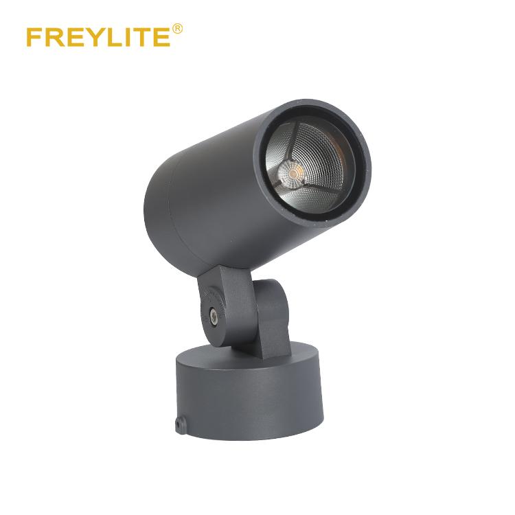 BECOSTAR Modern style outdoor waterproof COB ip65 10w exterior LED spot light