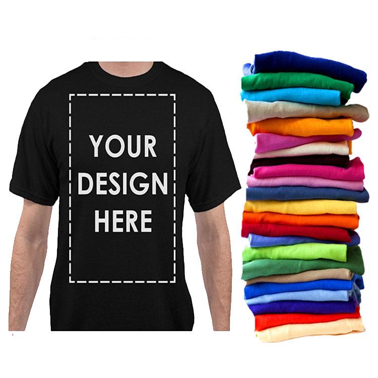 Custom T Shirts Printing Oem