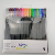 watercolor marker 0.4 mm point fineliner drawing pen with clip