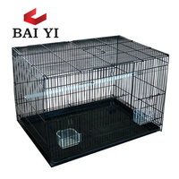 Folding Bird Cage/Breeding Cage For Birds