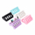 Nail art tools colorful plastic16 holes manicure nail drill bits display stand rack nail drill bits stander holder