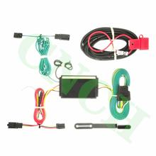 Conector <span class=keywords><strong>de</strong></span> reboque Kit-Custom Cablagens Curt Manufacturing 56176