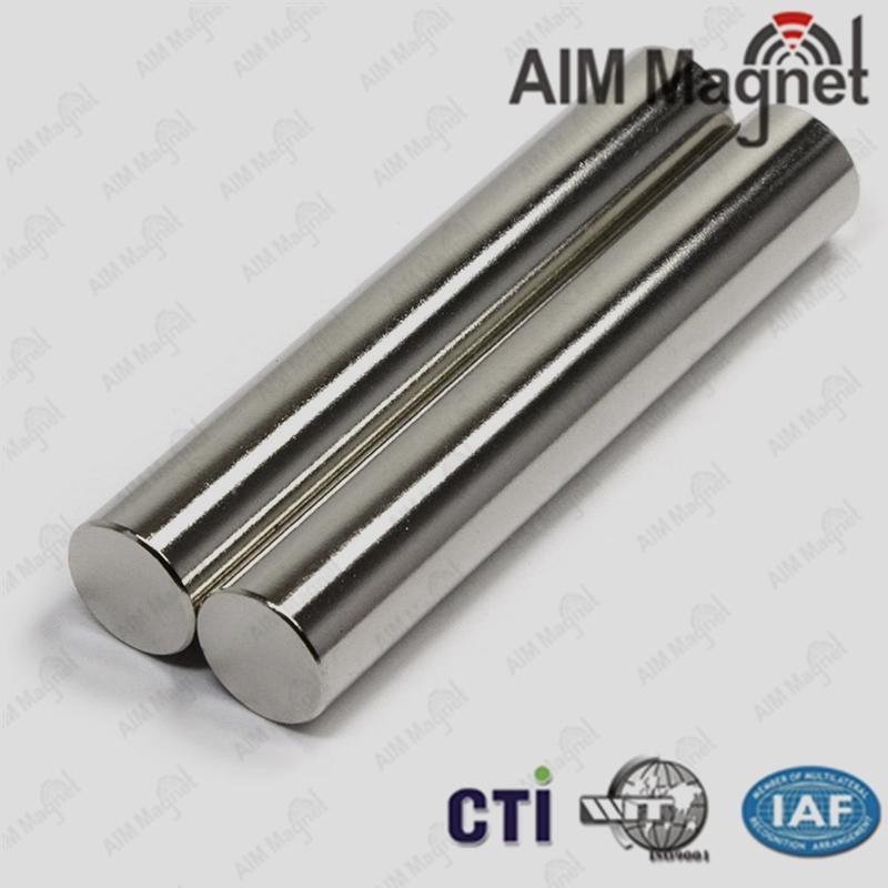 Китай производитель Высокое качество Лучшая цена n52 магнит бар сильный Неодимовый стержень магнит