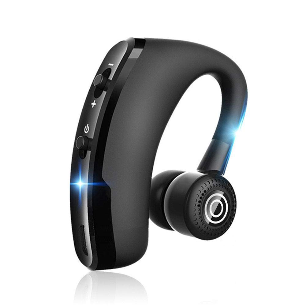 Newest hot selling Single Ear-hook fashionable stylish stereo wireless headset for sports