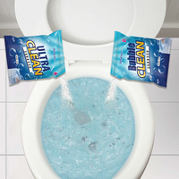 toilet foaming toilet detergent Solid Toilet Bowl Cleaner drain pipe cleaning powder