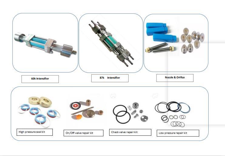 Bằng Tia Nước Ổ Đĩa Trực Tiếp Pump Manifold Phần Tĩnh Biển 8405 ID