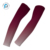 PURE Wholesale Custom Lightweight UV Protection Slimming Cooler Maroon Gradient Decorative Arm Sleeves