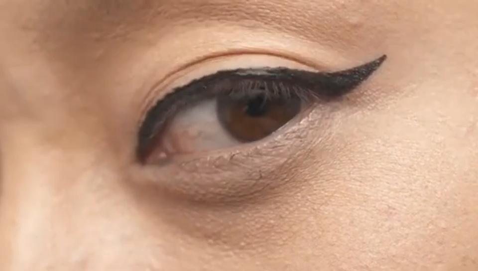 Nhãn Hiệu Riêng Trang Điểm Không Thấm Nước Cánh Bút Kẻ Mắt Bút Chì Tem Bút Kẻ Mắt Eye Liner