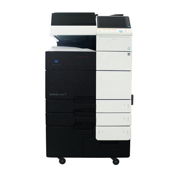 High Performance Used Laser Copier Printer Machines For Konica Minolta C654