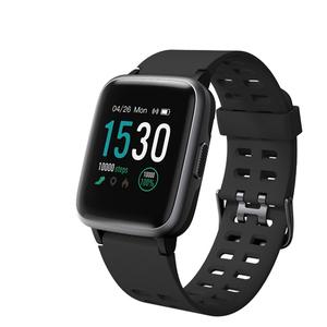 Amazon Hot Sale Sport Smart Watch ID205 With Fitness Tracker For Veryfit APP Multi Language Smart Bracelet