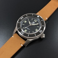 In Stock! SD1952 Japan NH35 Automatic Watches Ceramic Bezel Diving Wrist Watches Men