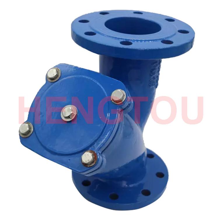 designer valve strainer