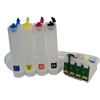 T1411 CISS with chip  continuous ink system empty printer tank  ink supply system for Epson ME Offic