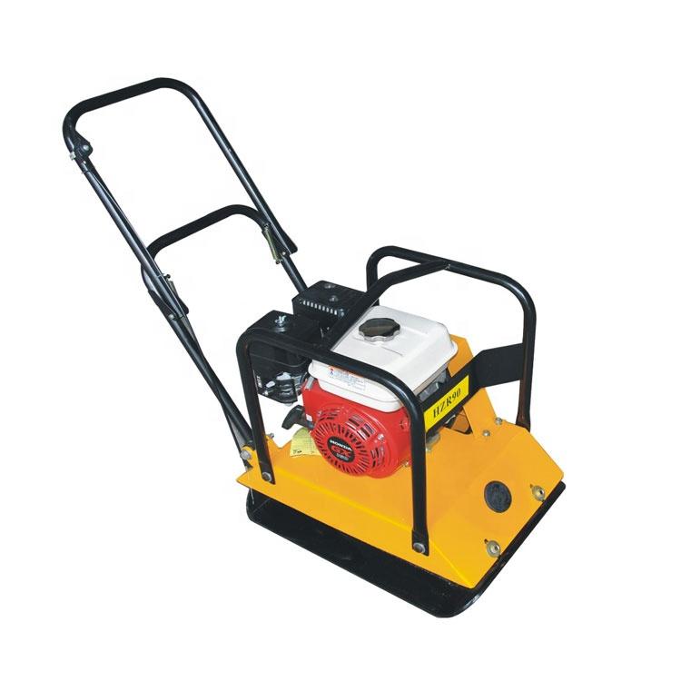 gasoline engine loncin vibrating Soil plate compactor vibratory price
