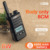 Mini Fashion KSUN KS-XK Bangladesh Professional 6W 4000mAh Walkie Talkie 400-470MHz 50km Two-Way Radio