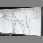Custom cut marble,Calacatta Marble Price Per Square Meter,Quality Supplier Italy Calacatta White Marble Slabs