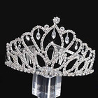 bride to be white tiara crown bridal hair accessories hair headwear fashion crown for sale