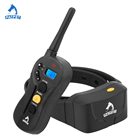 Remote Electric Rechargeable Pet Dog Training Collar Shock Dog Anti Bark Collar Vibration With Remote Rechargeable Waterproof