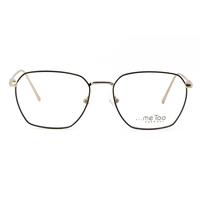 96120 unsex designs 2020 metal optical frames high quality classical frame eye wear