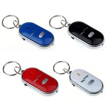Pfeife Sensor Anti-Verlust Alarm Sound LED Licht Dinge Tracker Ältere, Wireless Key Finder Keychain