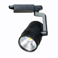 Led Voltage 32~40V 10W 20W 30w 40w 50w dimming Led cob track light rgb For Clothing Shop gallery