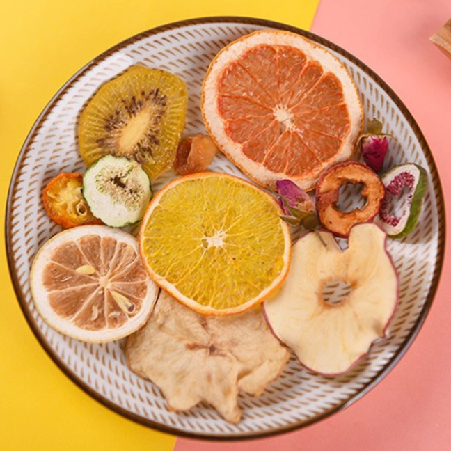 Export grade blends dried fruits and flower flavor tea OEM service supplier - 4uTea | 4uTea.com