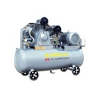 kaishan KB15 high pressure 30 bar 15kw 20hp low noise industrial use 2 stage PET bottle blowing machine piston air compressor