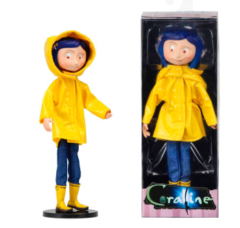 Coraline Doll The Secret Door Coraline Plush Toy Y La Puerta Secreta Raincoat Figure Toys Doll Christmas Gift Buy Coraline Doll The Secret Coraline Plush Toy Product On Alibaba Com