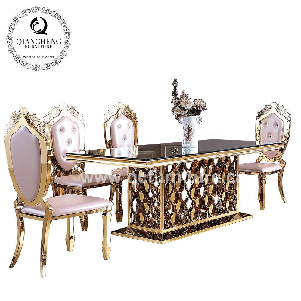Table salle à manger haute gamme Dubai